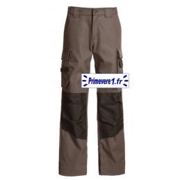 Pantalon de travail marron...