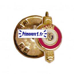 insigne de Maire sur pin's pour boutonnière