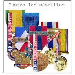 Autres médailles sur...