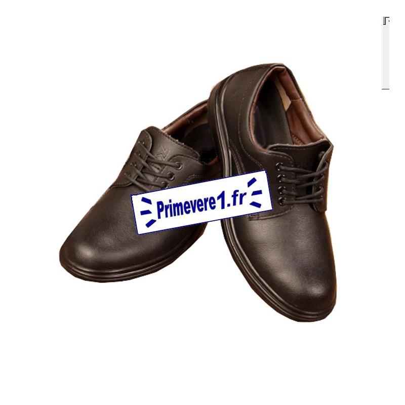 Chaussures de cuisine - sécurité basses noires