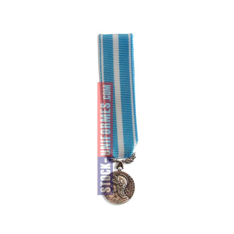 Médaille réduction Outre-Mer