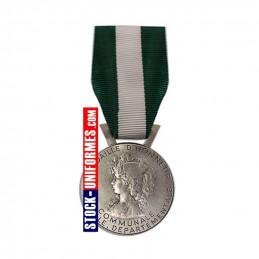 Médaille ordonnance 20 Ans Régionale Départementale Communale