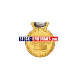 VERSO - Médaille ordonnance 35 Ans Régionale Départementale Communale   primevere.fr