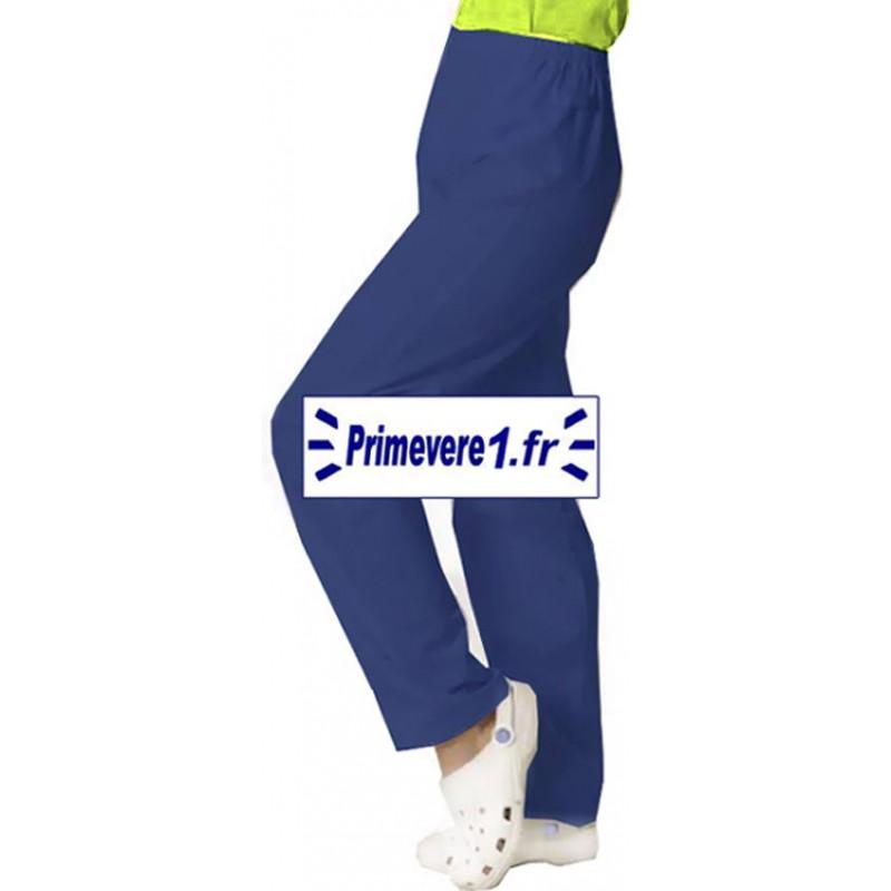 Pantalon professionnel marine