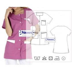 Tunique médicale rosa