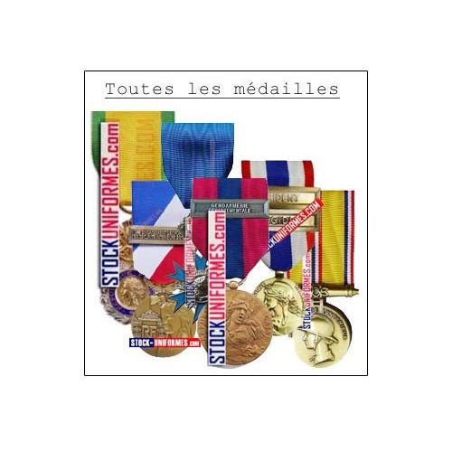 Autres médailles sur Stockuniformes