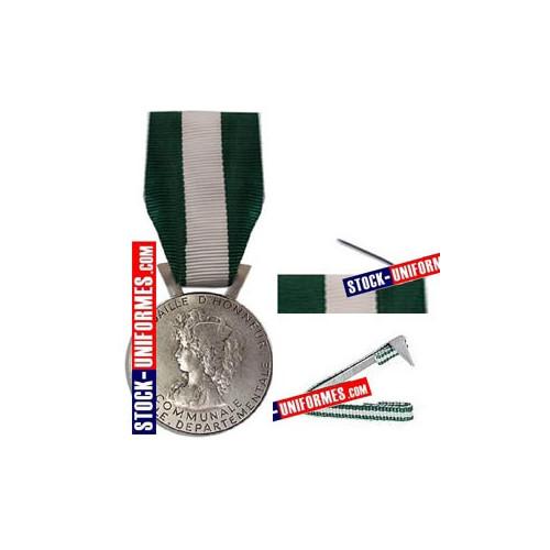 Médailles Régionale Départementale Communale | Primevere1.fr