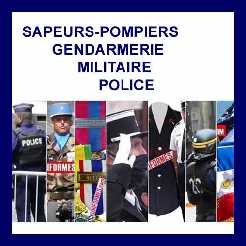 Uniformes équipements Pompiers Gendarmerie Police | Primezvere