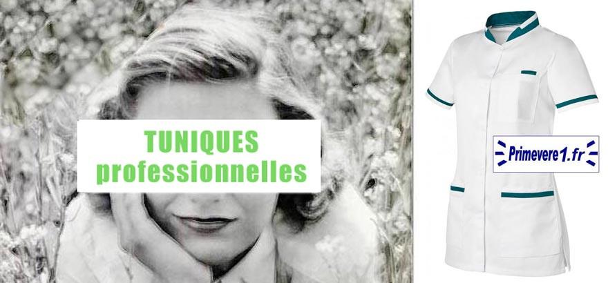 Tunique pantalon chaussures pour professions médicales | primevere.fr